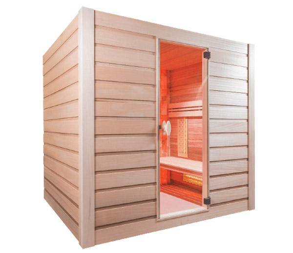 Sauna Combi Sel