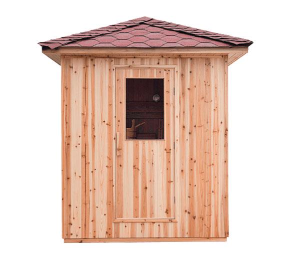 Sauna vapeur exterieur EDEN
