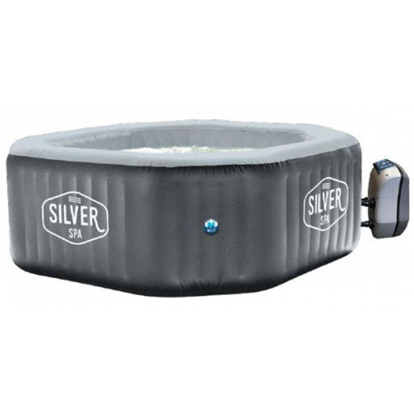 Spa gonflable Netspa SILVER Poolstar