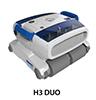 modèle robot nettoyeur H3 Duo