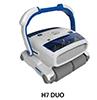 modèle robot nettoyeur H7 Duo